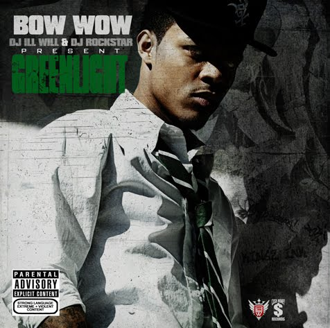 Bow Wow - The Greenlight Mixtape Cover