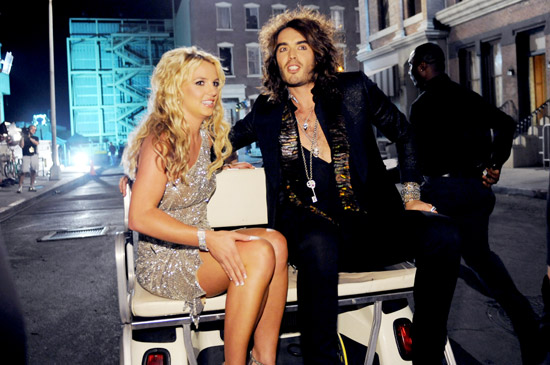 britney_spears_russell_brand Pic