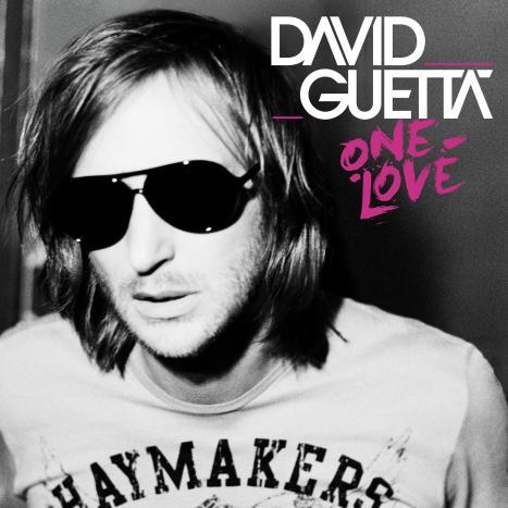 David Guetta One Love (Album Cover)