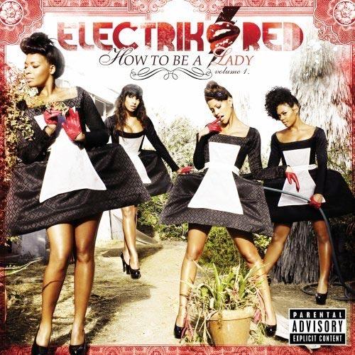 Eectrik Red Album Cover