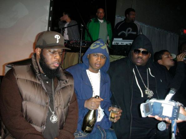 Freeway, Young Chris, & Beanie Sigel Pic 1