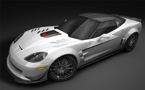 Hennessey ZR1 Pic