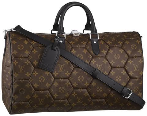 Louis Vuitton Hexagone Keepall Pic 2
