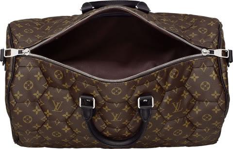 Louis Vuitton Hexagone Keepall Pic 3