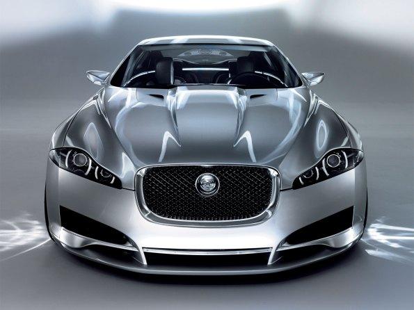 Jaguar C-XF Front