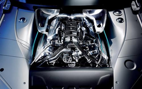 jaguarcxfconcept Engine