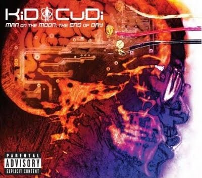 Kid Cudi Man On The Moon:End Of Days
