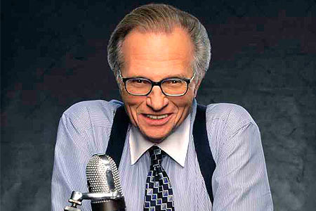 Larry King pic