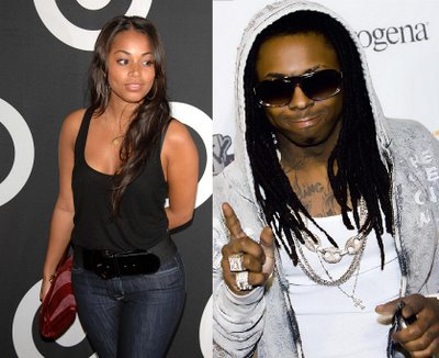 Lauren London Lil Wayne2