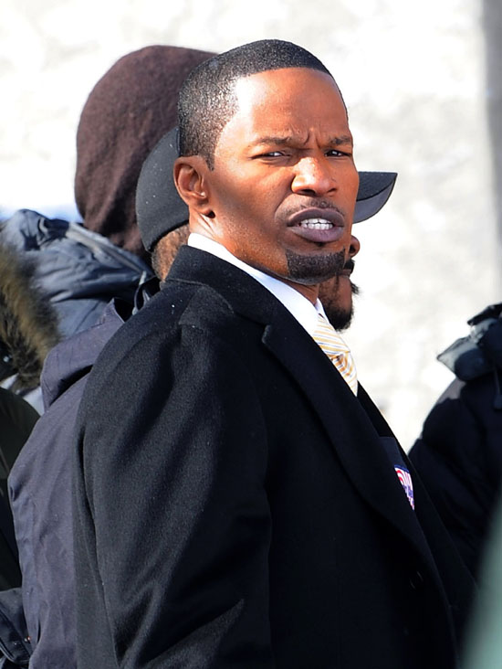 Law Abiding Citizen Jamie Foxx