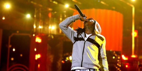 Lil Wayne VMA's Performance