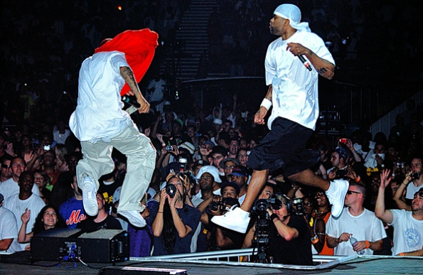 Method Man & Redman (Stage Pic 1)
