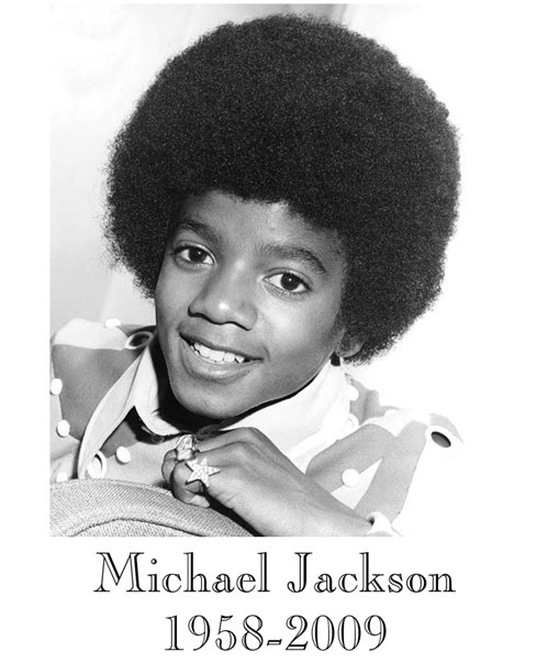 Michael Jackson-RIP