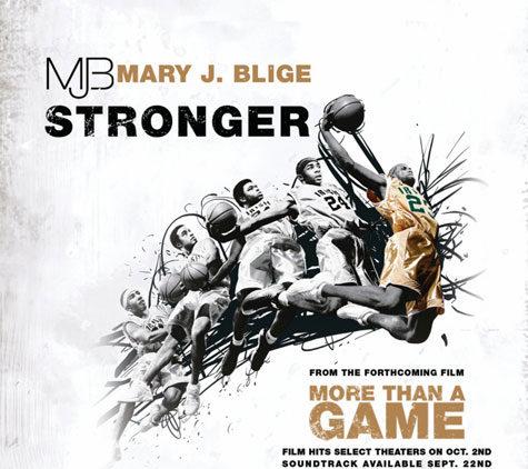 Mary J. Blige Stronger Pic