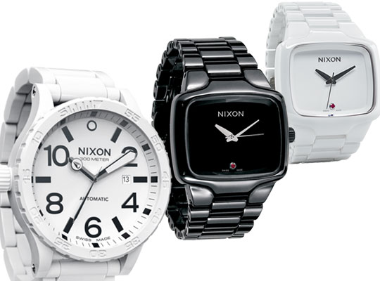 Nixon-ceramic-elite-collection Pic 1