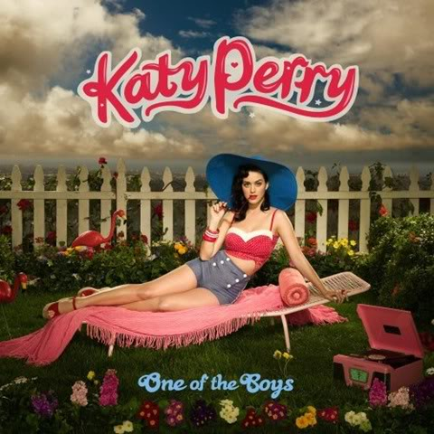 Katy Perry One Of The Boys Cover