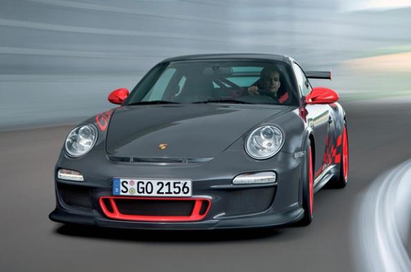 Porsche 911-2010-gt3-rs Pic 1