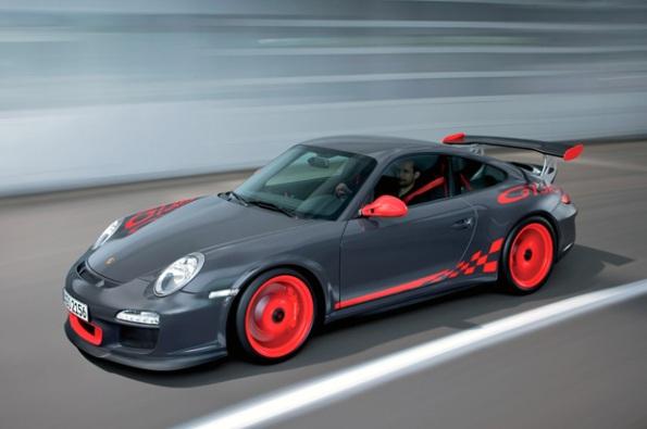 Porsche-911-2010-gt3- Pic 2