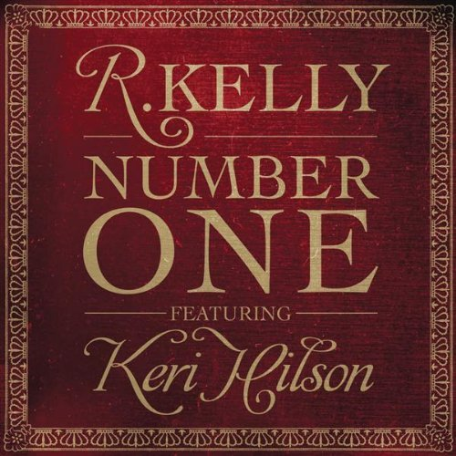 R. Kelly Number One Cover