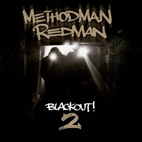 Redman Method Man Blackout 2 Cover
