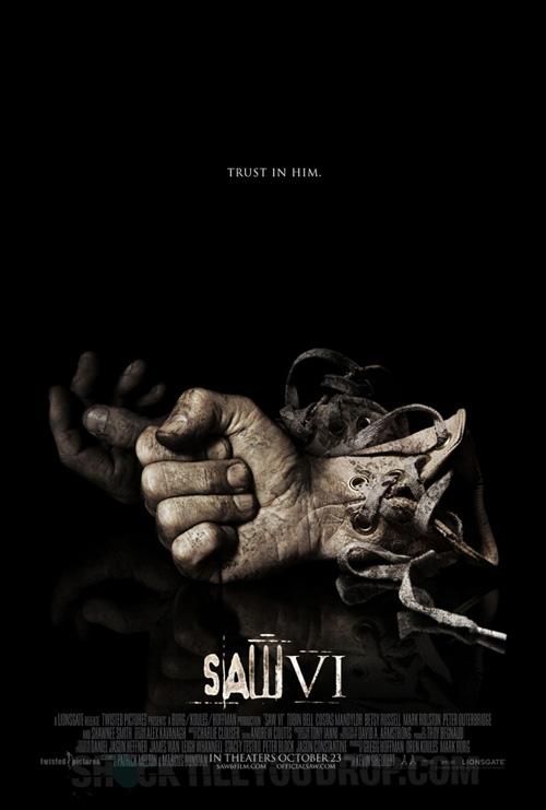 Saw 6 Glove