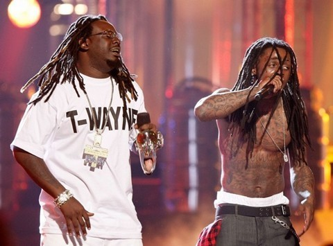 T-pain Performance With Lil Wayne