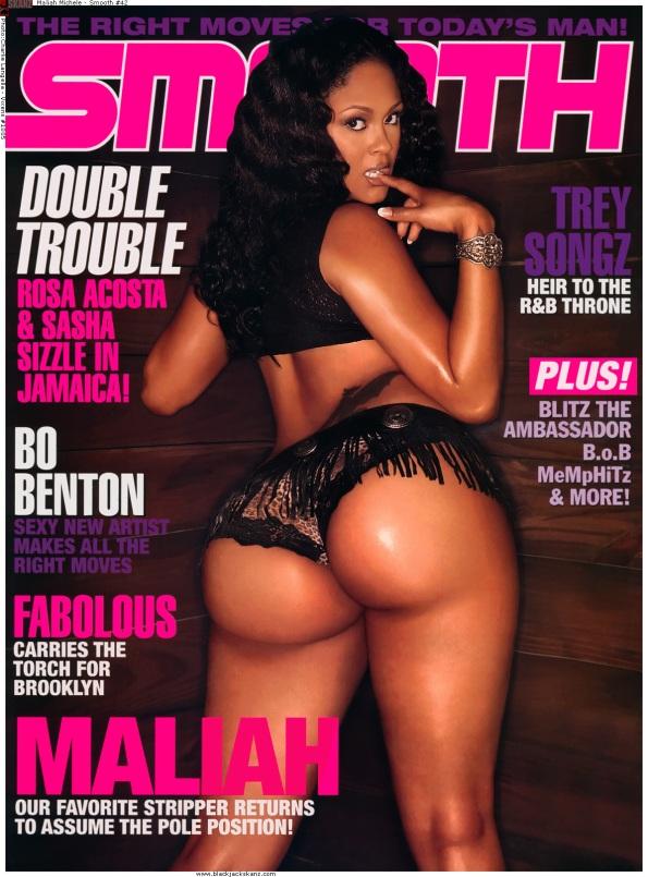 Maliah Michelle Smooth Magazine