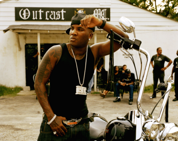 Young Jezzy Motorcycle Pic