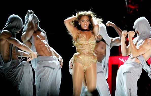Beyonce Essence Music Festival