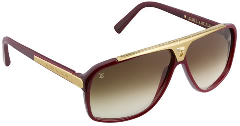 Louis Vuitton Evidence Sunglasses Pic 1