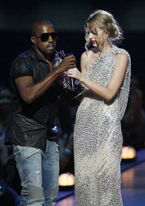 Kanye West & Taylor Swift