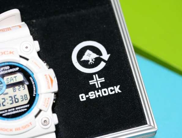 LRG x G-Shock Pic 1