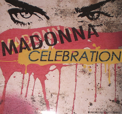 Madonna Single Cover Art