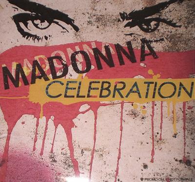 Madonna Single Cover Art