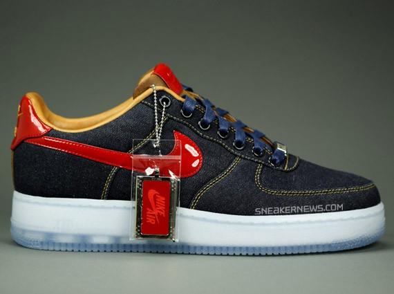 Nike Air Force 1 iD Bespoke Pic 2