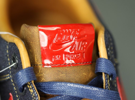 Nike Air Force 1 iD Bespoke Pic 1