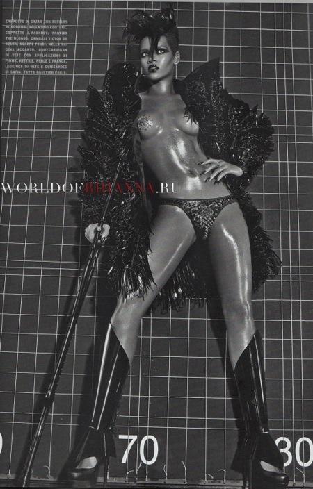 Rihanna Vogue  Pic 2