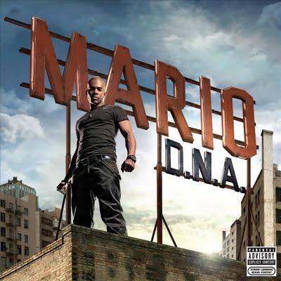 Mario D.N.A. Album Cover